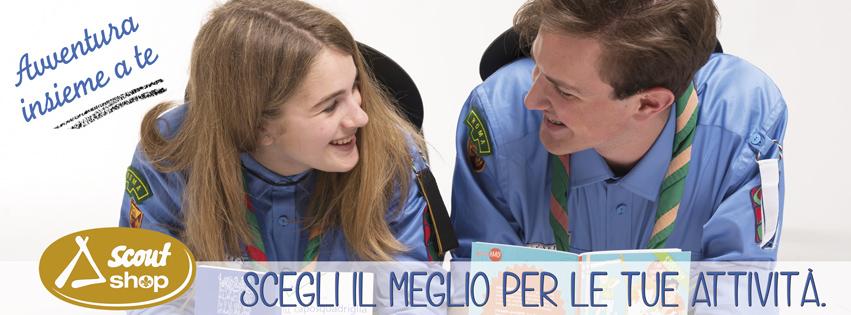 Scout Shop Caravella Bari