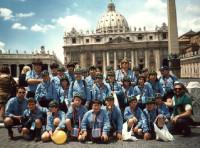 1995 - Branco Airone - Diamo una mano al Papa