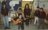 1988 - Sede di Via B. Croce - Branco Seeonee