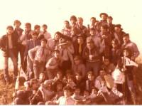 1977 - Reparto Sagittario e Clan Orione