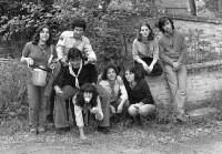 1981 - Il Clan Orione a Grassano Scalo