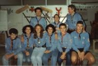 1992 - Il Consiglio Capi del Reparto Pellicano