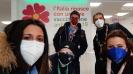 Cantiere di servizio Zona Quattro Fiumi - Campagna vaccinale COVID 19-22