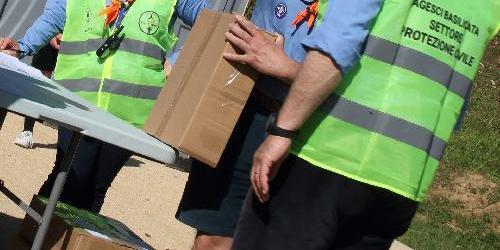 Corsi di formazione sulla sicurezza per i volontari di PC