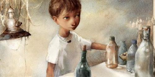 Giordano regalava al mare bottiglie con messaggi...